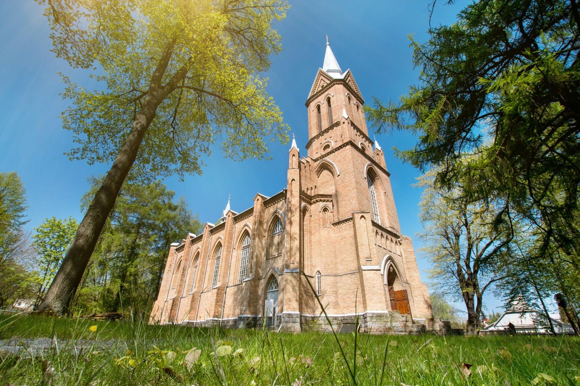 Birštonas Church of St. Anthony of Padua