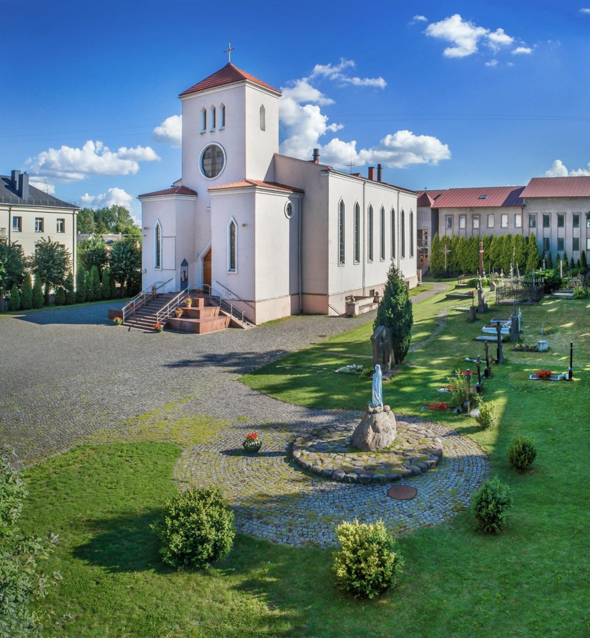 Kauno Šv. Vincento Pauliečio  bažnyčia